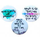 Inspirational Music badges